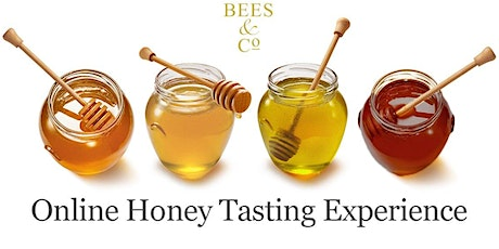 Online Honey Tasting Experience - includes 'secret' parcel delivery. entradas