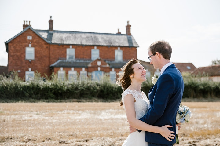 Virtual Wedding Fair, Hosted by Titchwell Manor Weddings image