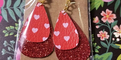 Cultural Creations - Cricut Earrings with Dee from Crafty Creations tickets