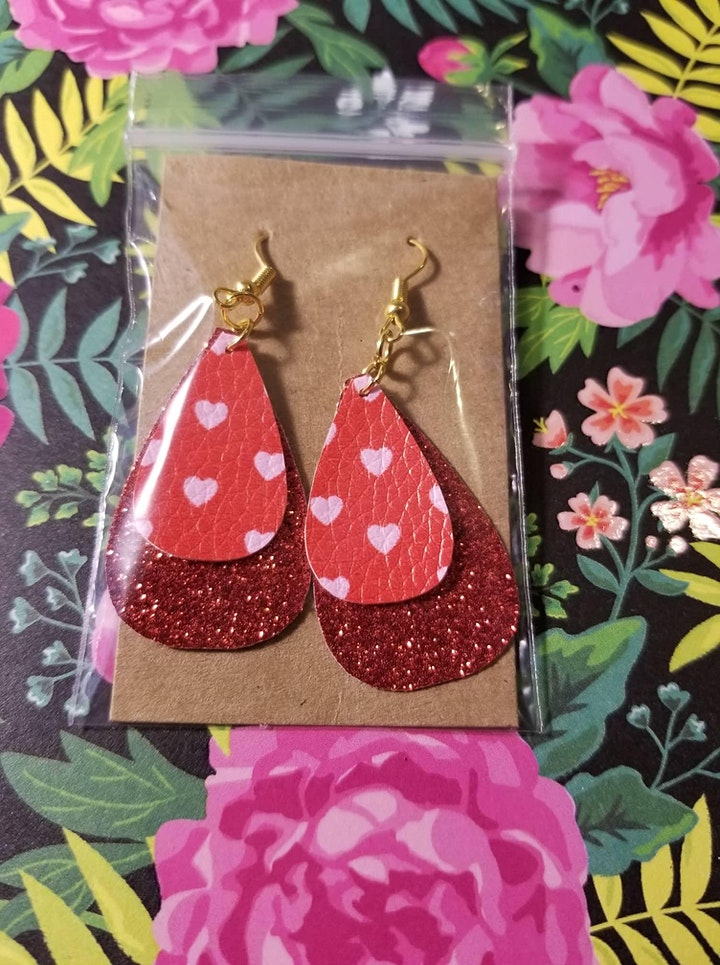 Cultural Creations - Cricut Earrings with Dee from Crafty Creations image