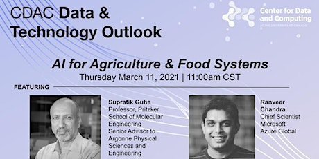 CDAC Data & Technology Outlook: AI for Agriculture & Food Systems tickets