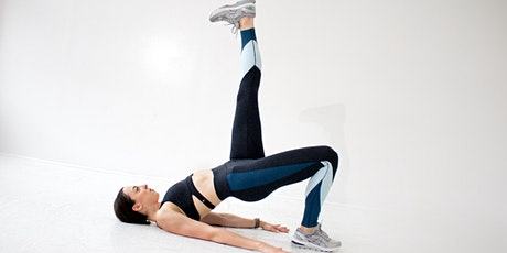 Live Pilates Class on Zoom - Friday 2/26 8:00AM ET tickets