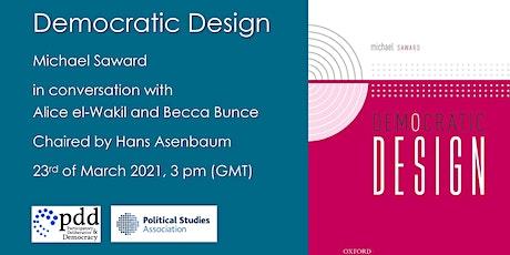 Book launch: Democratic Design tickets