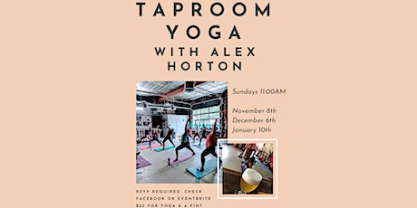 Yoga and a Pint @ To Share tickets