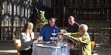 More Tea Vicar?  An afternoon Tea Party with the National Churches Trust tickets