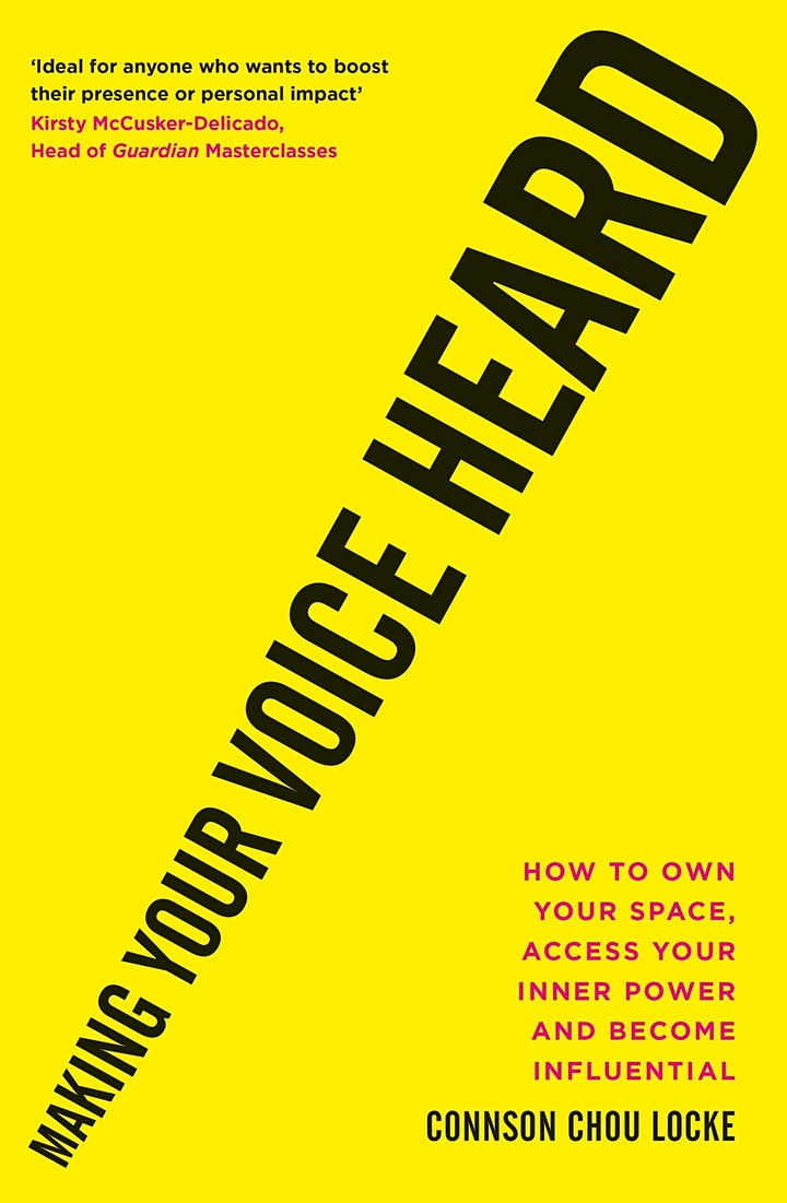 How to Own Your Space, Access Your Inner Power and Become Influential image