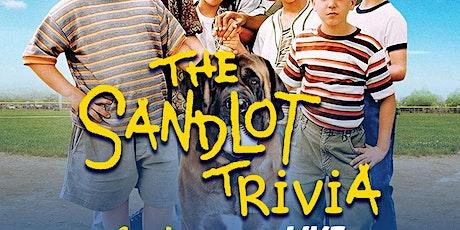 The Sandlot Trivia on Instagram LIVE tickets