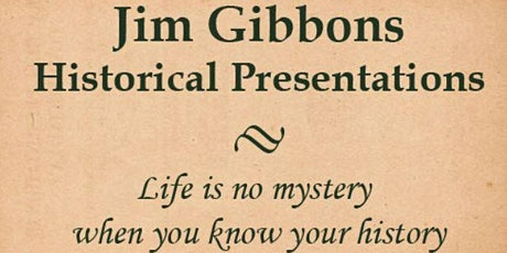 The 1918 Spanish Flu Pandemic Presentation with Jim Gibbons tickets