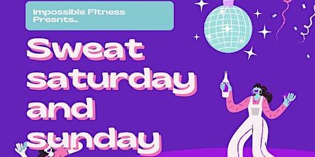 Sweat Sunday tickets