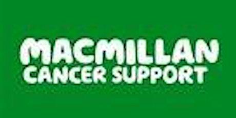 Macmillan Mammoth Quiz tickets