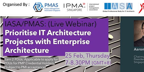 Prioritise IT Architecture Projects with Enterprise Architecture tickets