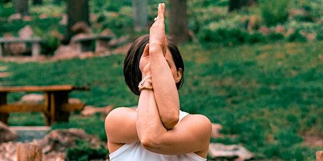 Saturday Morning Yoga tickets