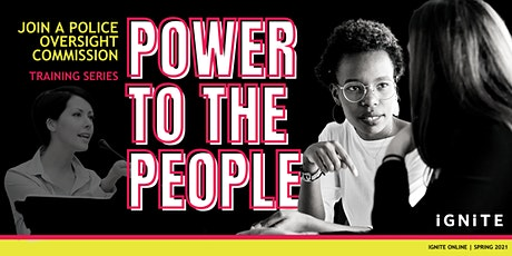 Power to the People: Baltimore, MD tickets