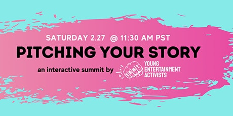 Pitching Your Story Summit tickets
