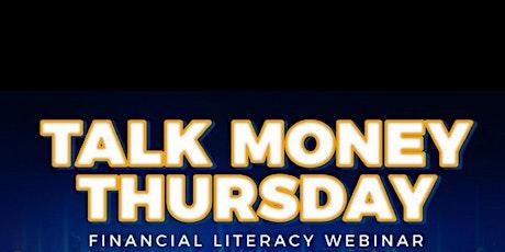 Talk Money Thursday Tickets