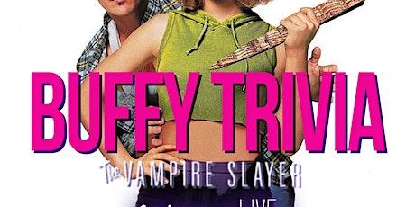 Buffy the Vampire Slayer (Movie) Trivia on Instagram LIVE tickets