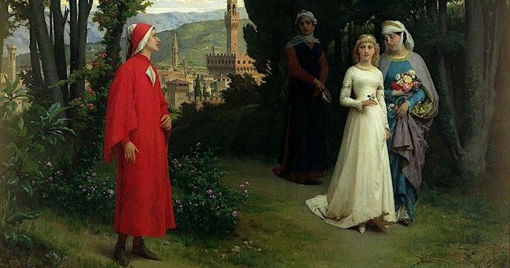 Immagine Innamorati di Dante  - speciale S. Valentino