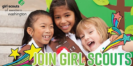 South Puget Sound - Try Girl Scouts for Free - Scavenger Hunt! tickets