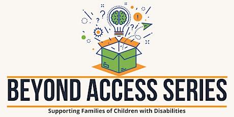 Beyond Access Series: Helping Children Develop Speech (Literacy Session 3) tickets