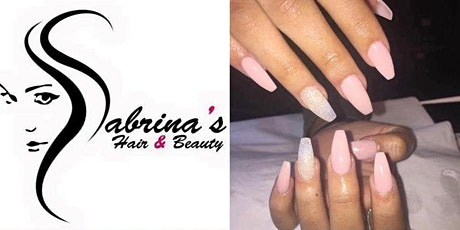 Acrylic nail extension beauty course virtual tickets