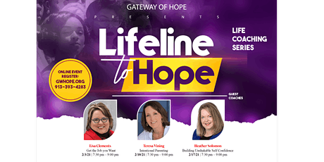 Lifeline to Hope - Get the Job you Want tickets