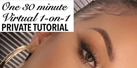 MAC Private Virtual Makeup Tutorial tickets