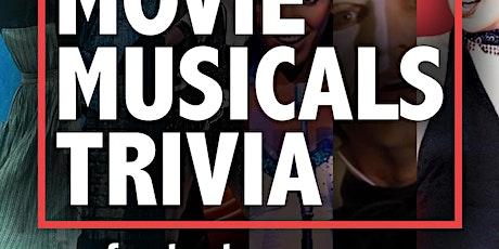 Movie Musicals Trivia Live-Stream tickets