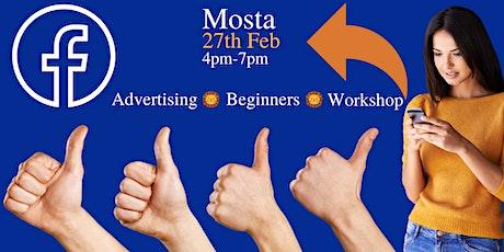 FB Advertising Workshop (Beginners) tickets