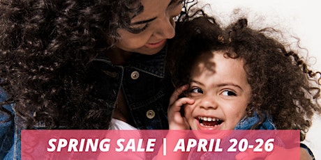 Huge Kids Consignment Pop-Up Shop! JBF Mount Vernon Spring 2021 tickets