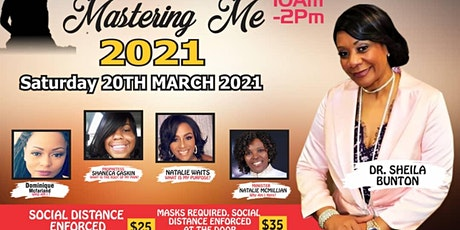 Mastering Me Conference tickets