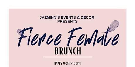 Fierce Female Brunch tickets