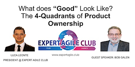 "What does ""Good"" Look Like? The 4-Quadrants of Product Ownership tickets"