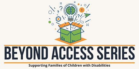 Beyond Access Series: Executive  Functions Challenges in ADHD and ASD tickets