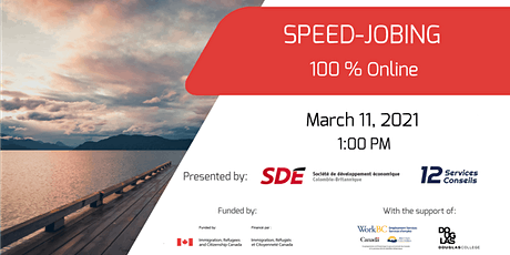 Spring Recruitment Event - Online Speed-jobing - Candidate Registration tickets