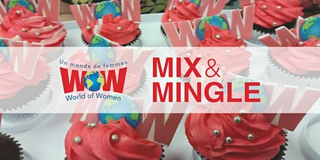 WOW March Mix & Mingle tickets