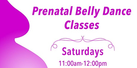 Prenatal Belly Dance tickets