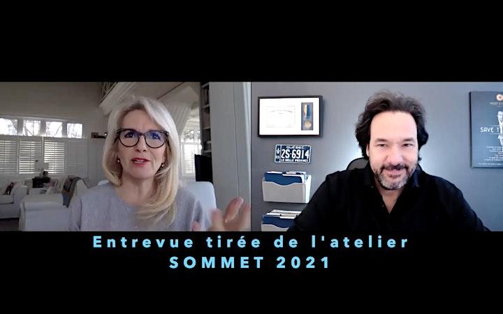Image de SOMMET 2022: L'atelier pour créer son année!