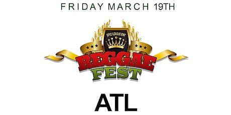 Reggae Fest ATL tickets