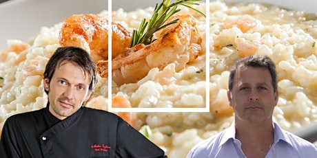 "EXCLUSIVE WEBINAR | ""Reinventing Risotto"" tickets"