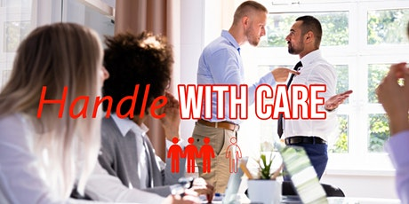 Handle With Care | 2 -Day Full Course | Last Name A - G tickets