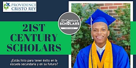 """Noche de Información sobre el Programa """"21st Century Scholars"""" boletos"""