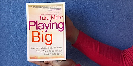 What's Next? Book Club (In-Person) - Playing Big tickets