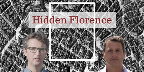 "EXCLUSIVE WEBINAR | ""Hidden Florence"" with Dr. Fabrizio Nevola tickets"