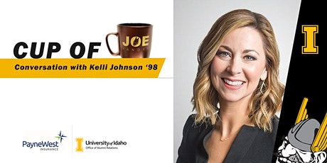 Cup of Joe: Conversation with Kelli Johnson tickets