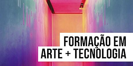 Arte e Tecnologia: Negócios na Economia Criativa bilhetes