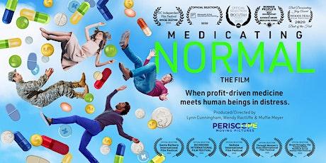 """הפחתה אחראית מזמינים אתכם להקרנת הסרט """"תרופות לא נורמליות"""" tickets"""