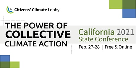 2021 Citizens' Climate VIRTUAL California Conference tickets