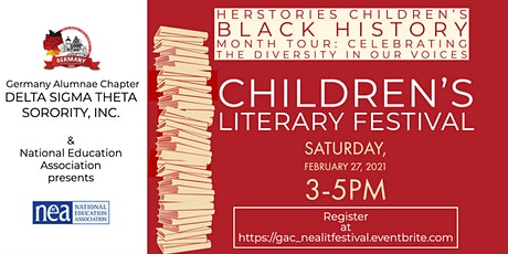 Children's  Literary Festival hosted by GAC and NEA tickets