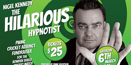 The Hilarious Hypnotist tickets