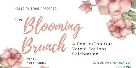 The Blooming Brunch tickets